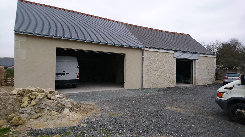 Garages rénovés